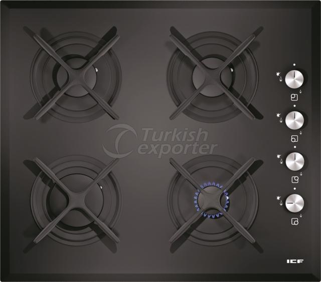 Built-In Glass Hobs Goreme 2800