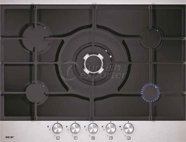 Built-In Glass Hobs Anatolia 2820