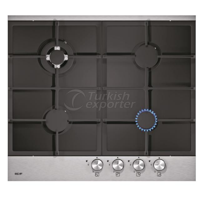 Built-In Glass Hobs Anatolia 2801