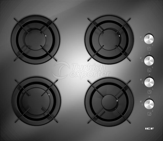 Built-In Glass Hobs Goreme 2813