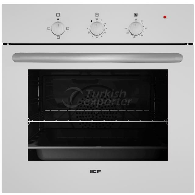 Built-In Oven Pamukkale 6201