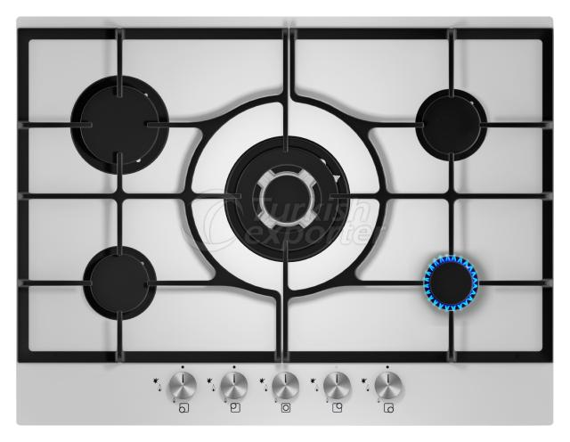 Built-In Glass Hobs Pamukkale 2341
