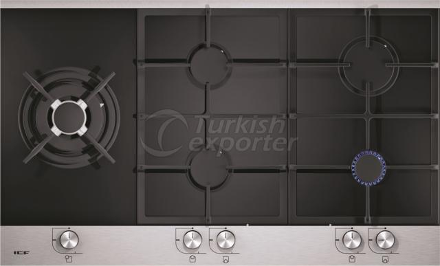 Built-In Glass Hobs Anatolia 2779