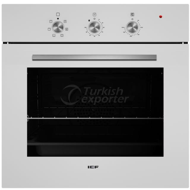 Built-In Oven Pamukkale 6210