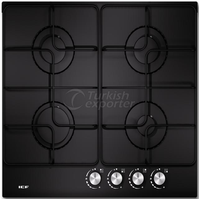 Built-In Glass Hobs Aspendos 2350