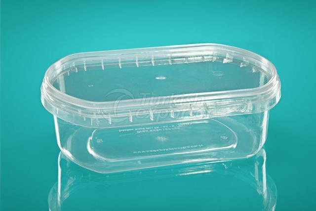 Rectangular Bucket SP.27