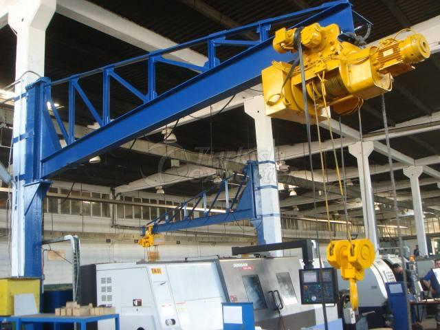 Wall Mounted Jip Crane