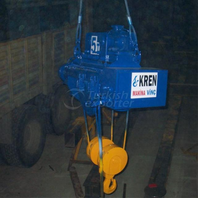 Monorail Crane 5 Tonne