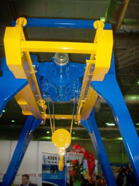 Double Beam Trolley Type Crane