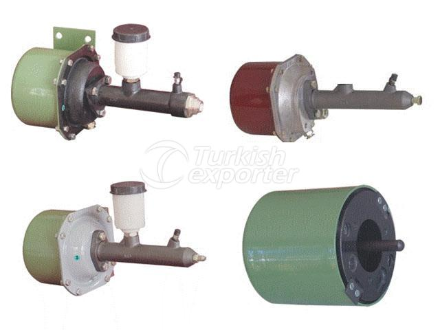 Service Brake Diaphrams & Westinghouse Repair Kits