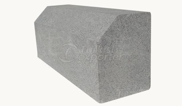Basalt Bevelled Kerb