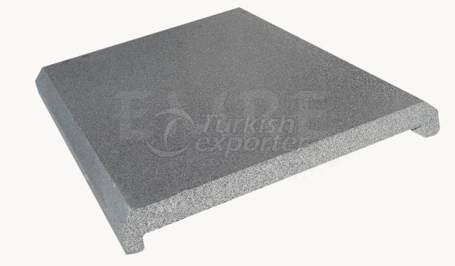 Basalt Coping Stone