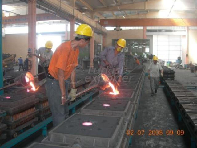 Kocak Dokum Factory