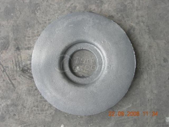 Cast Iron Machinery Parts