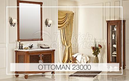 Cresta Exelance Collection Ottoman