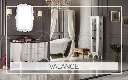 Cresta Avangarde Collection Valance