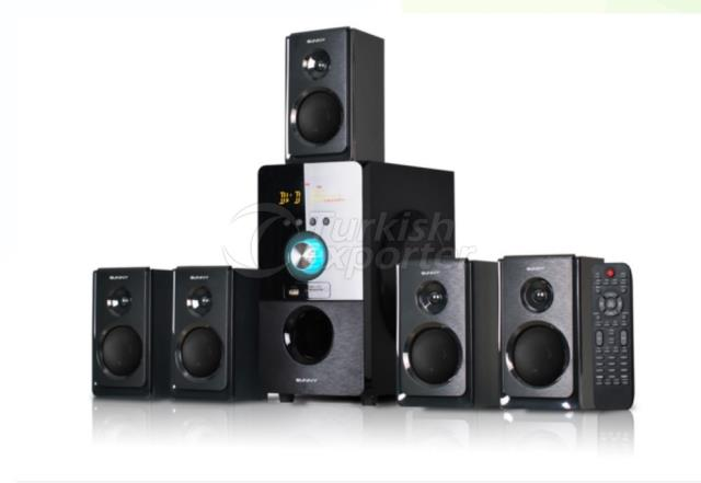 SN3SS22 5+1 Sound System