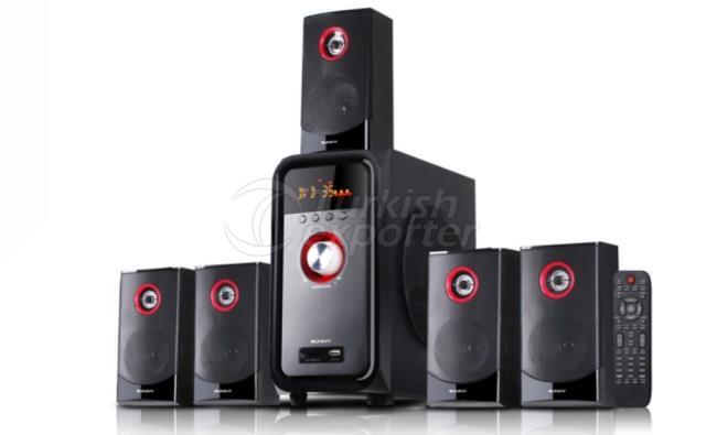 SN3SS21 5+1 Sound System