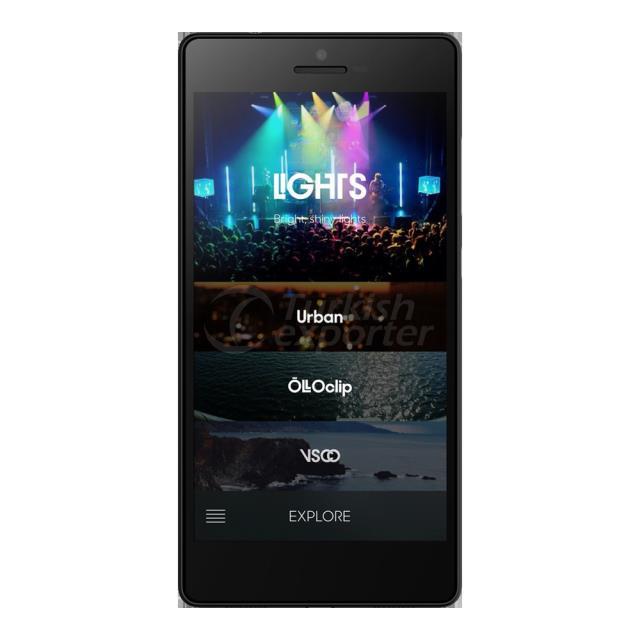 SS01 Smart Phone