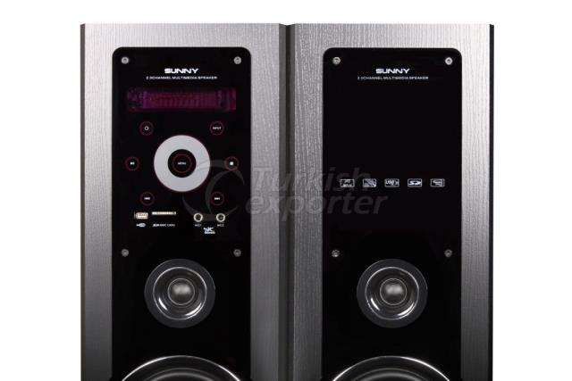 SN3SS16R Multimedia Speaker
