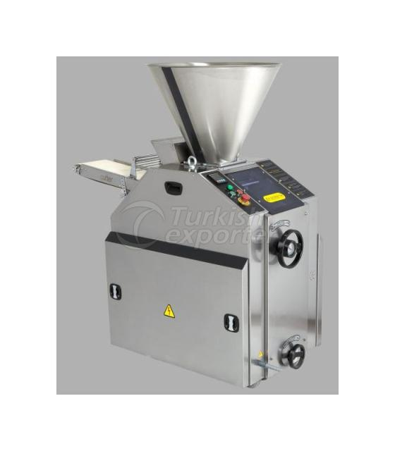 Dough Cut and Weigh Machine