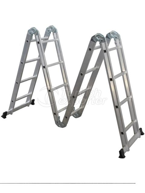 4X4 FUNCTIONAL ACROBAT LADDER