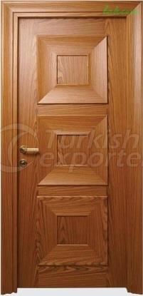 Veneered Wooden Door LK 101