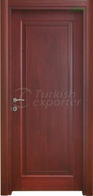 Veneered Wooden Door LK 107