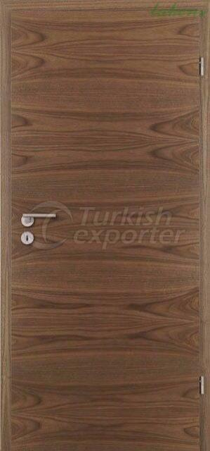 Veneered Wooden Door LK 112