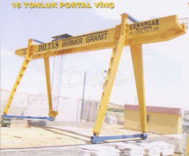 Portal Crane 15 Ton