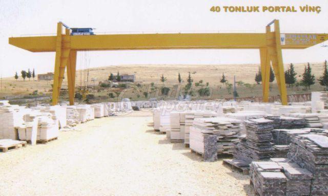 Portal Crane 40 Ton