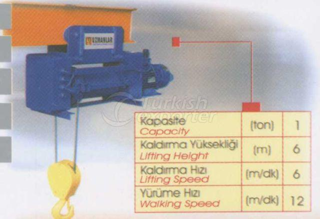 Hoisting Units 1 Ton