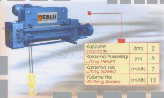 Hoisting Units2 Ton
