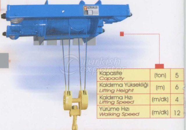 Hoisting Units 5 Ton