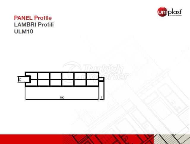 Panel Profile ULM10