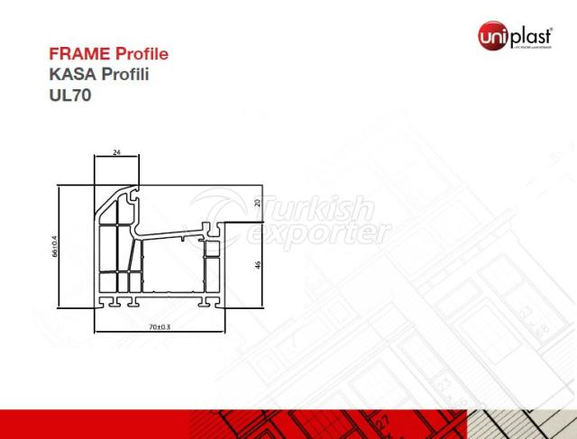 Frame Profile UZ70