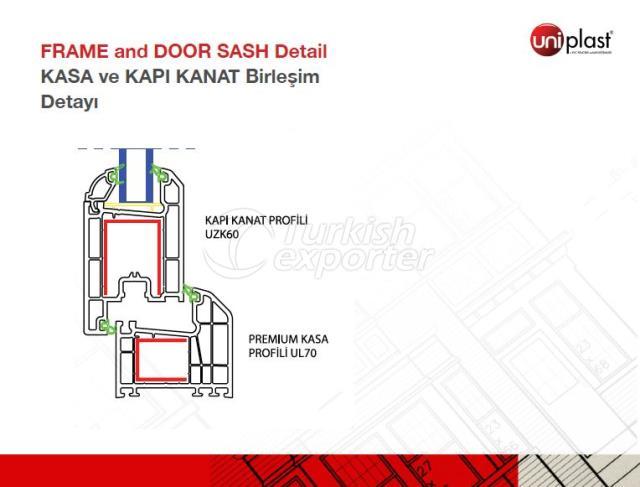 Frame and Door Sash
