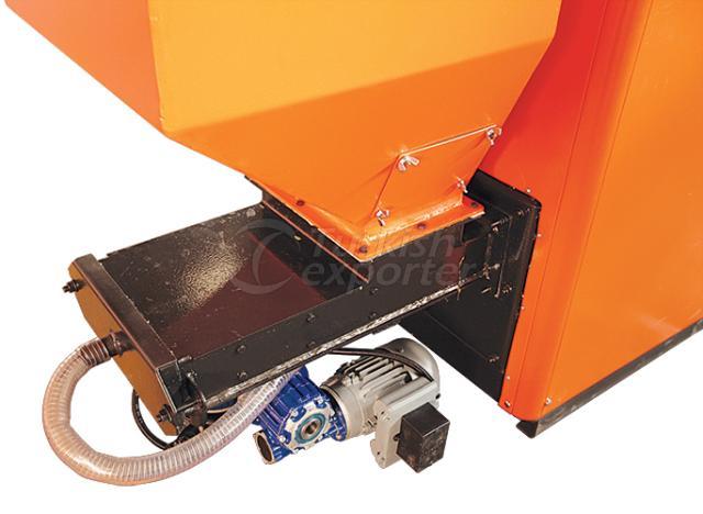 Dual feed Boilers