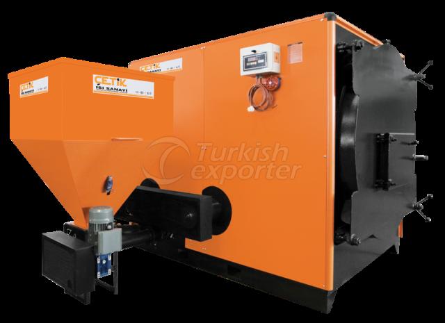 Central Heating System Bio Boiler