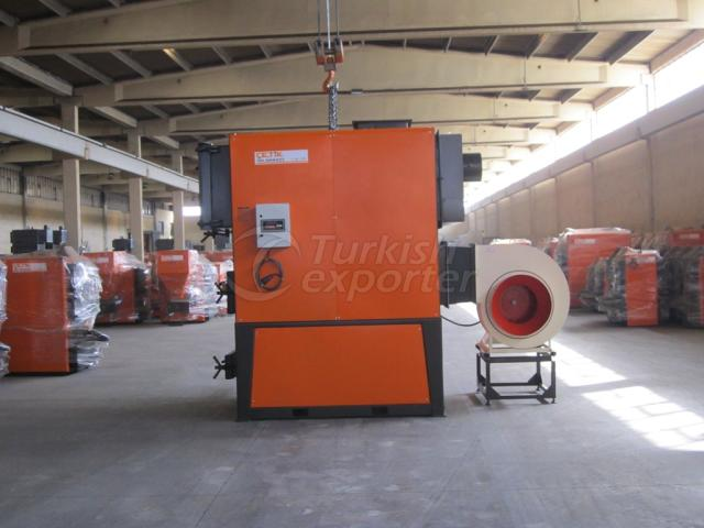 Solid Fuel Thermoblock Boilers