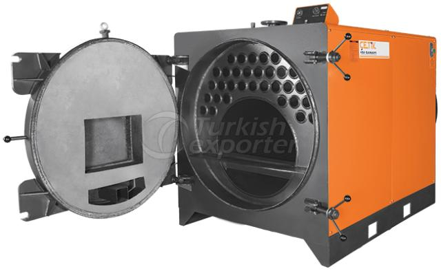 Solid Fuel Central Heating Boiler
