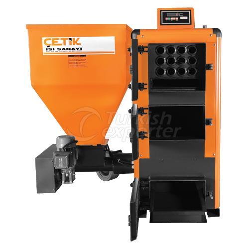 Bioamass Boiler