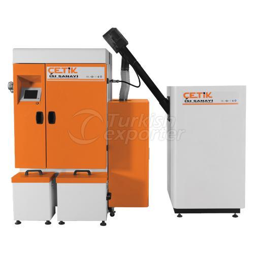 Pellet Boilers full automatic