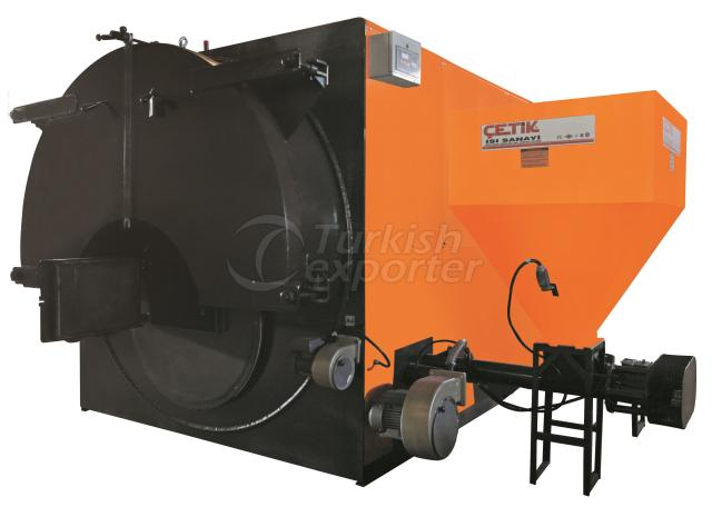 Solid Fuel Central Heating Boilers