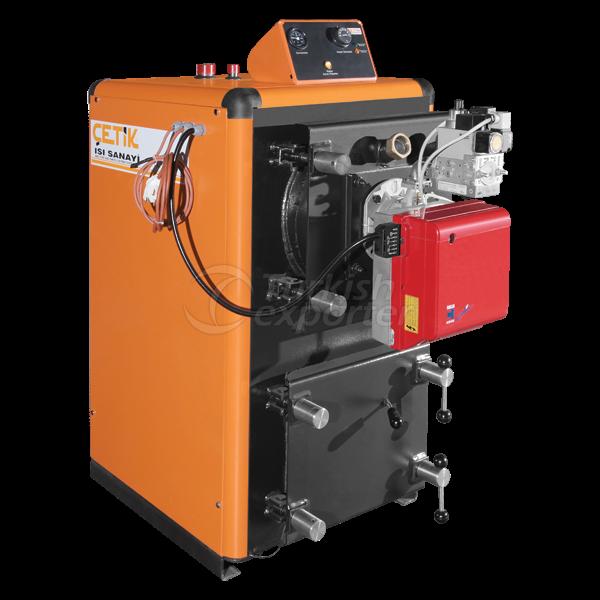 Liquid-Gas Heating Boilers