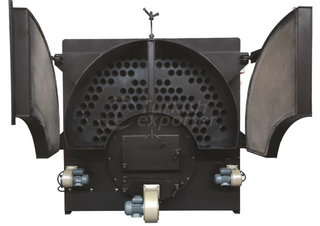 Wood coal Boilers