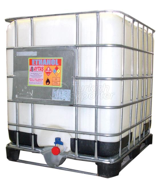 Ethanol In 1000 liters IBC