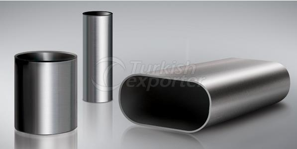 Oval and Elliptical Tubes