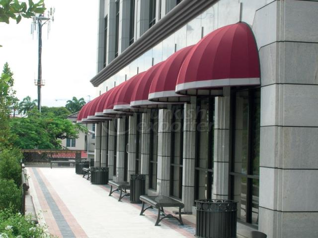 Fixed Awning Systems
