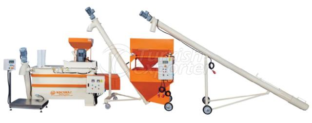 Crushers - Mixers Feed Plant